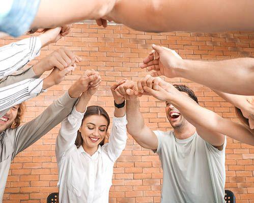 Seminartreffen mit Begeisterung im Rahmen der Mentaltrainer Ausbildung online.