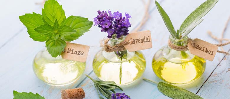 In der Aromatherapie Ausbildung die gezielte Anwendung ätherischer Öle erlernen