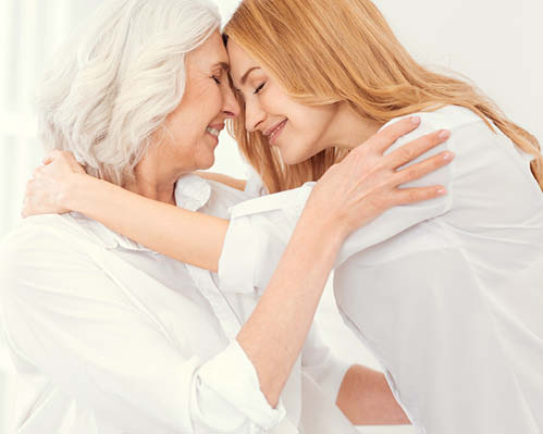 Energetische Behandlung an Familie und Freunde durchführen