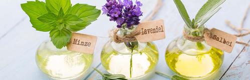 Aromatherapie – Ausbildung zum/r Dipl. Aromaberater/in